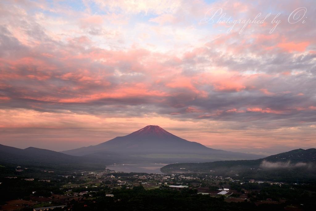 富士山写真家 オイ Photo Gallery - 朝焼け/夕焼けと富士山 ...